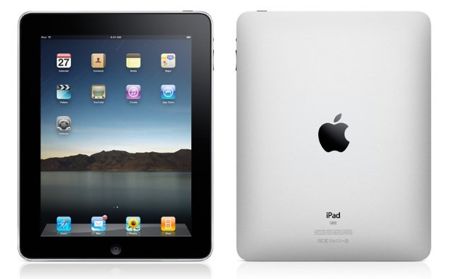 Apple outs 128GB version of the fourth generation iPad