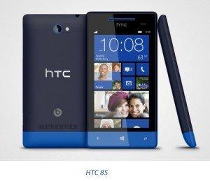 HTC 8S india