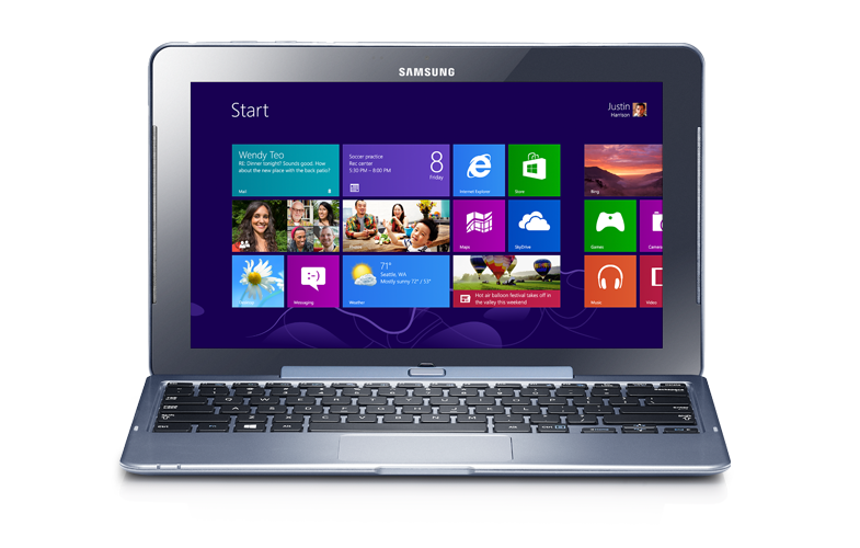 Samsung launches Windows 8 powered ATIV series tablets in ...