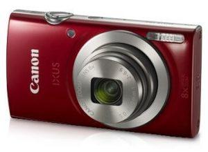 Canon IXUS 185 Digital Camera (20.2 MP)