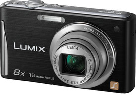 Buy Panasonic Lumix DMC-FH27 Point & Shoot: Camera