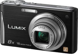 Buy Panasonic Lumix DMC-FH27 Point & Shoot: Camera
