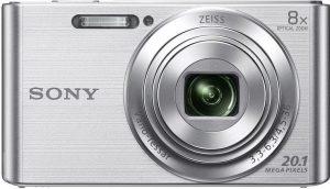 Sony Cybershot DSC-W830/S Digital Camera (20.1 MP)
