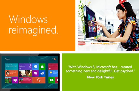 windows promotion