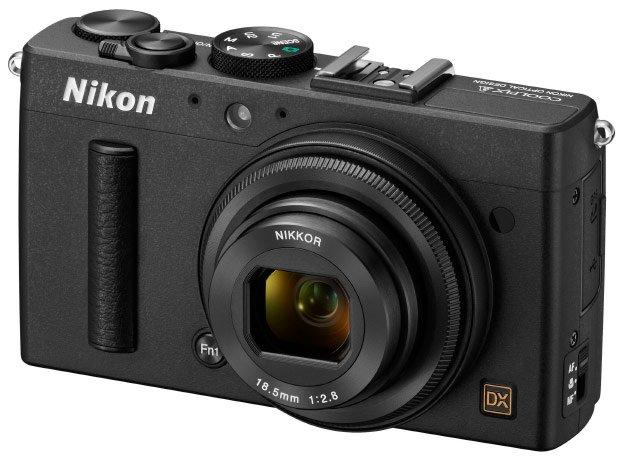 Nikon Coolpix-A