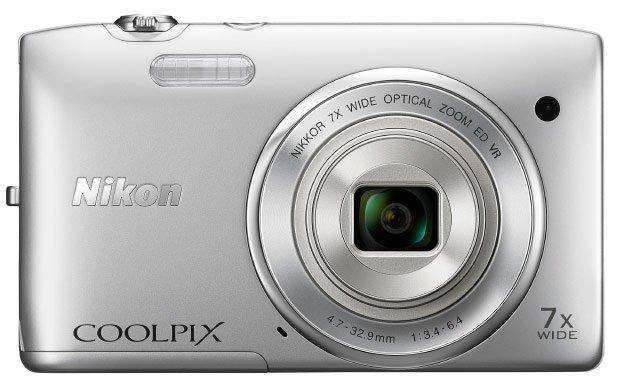 Nikon S3500