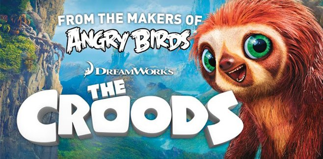 The croods for Android and iOS