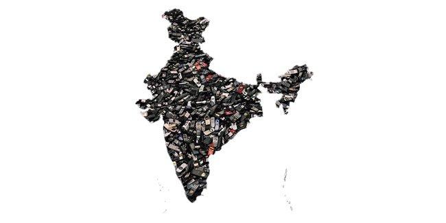 india mobile market