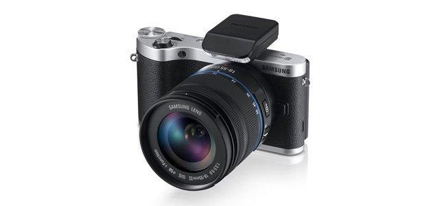 Samsung 3d camera