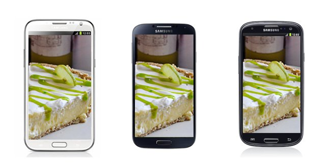 Key Lime Pie Leak Samsung Key Lime Pie
