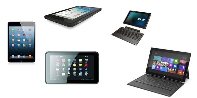 india tablet market
