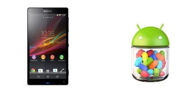 android 4.2.2 update for xperia zl