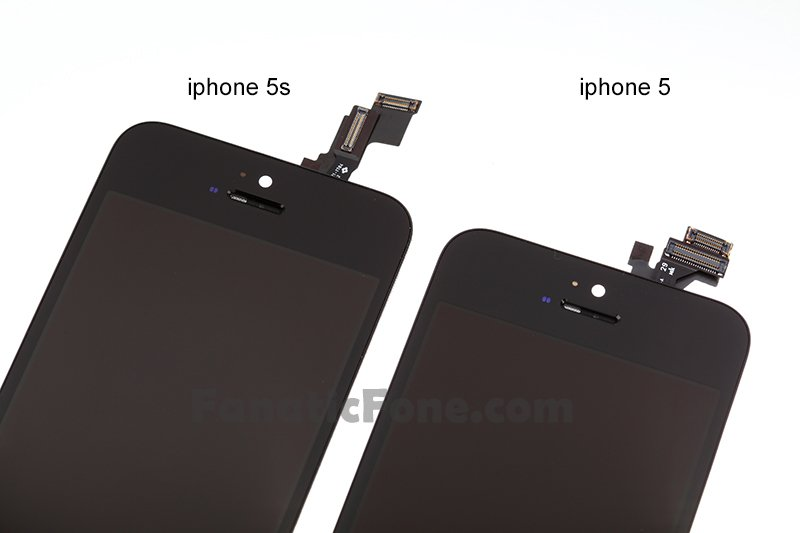 Rumours: Photo and info Leaks for the new iPhone 5S ...