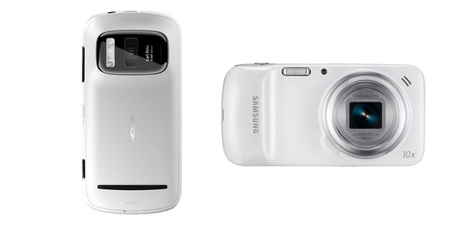 pureview 808 vs galaxy s4 zoom