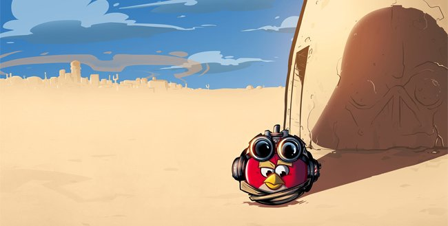 Rovio teases new angry birds game