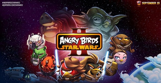 angry birds star wars 2 Rovio announces Angry Birds: Star Wars II