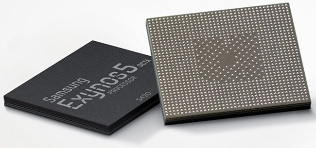 Samsung Exynos 5 Octa chip would soon be running all eight cores at once