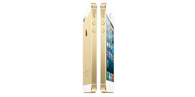Golden iPhone 5S gets confirmed by multiple sources, hitting the stores on September 20th