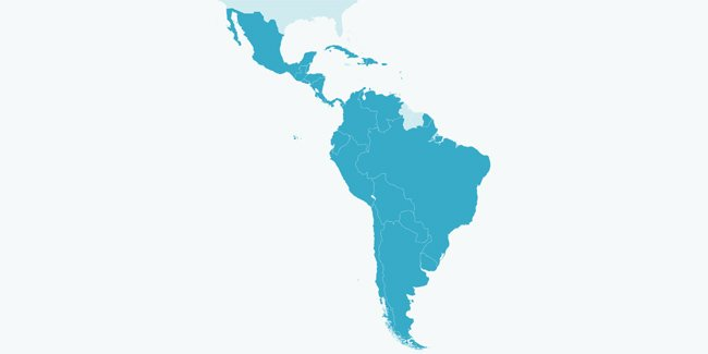 latin america windows phone