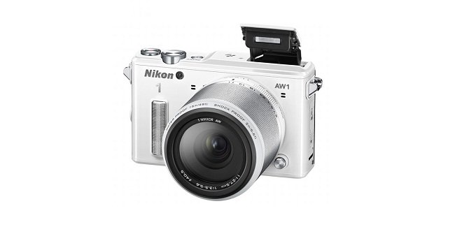 Nikon AW1 becomes the world's first rugged mirrorless interchangeabe lens camera