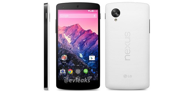 Nexus 5 launch date reportedly pushed back to January 1st