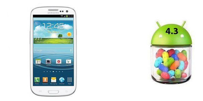galaxy s iii android 4.3 Official Android 4.3 update for Galaxy S III