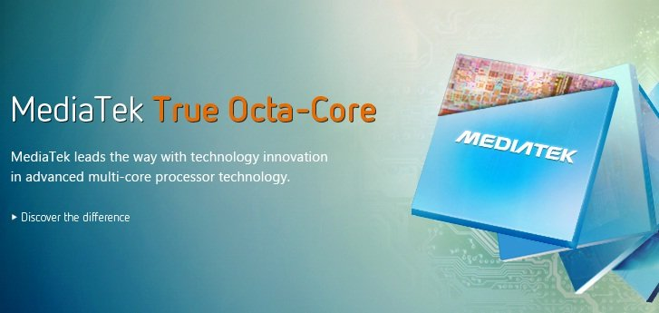 MediaTek octa-core MT6592 processor gets official, is the first to do so
