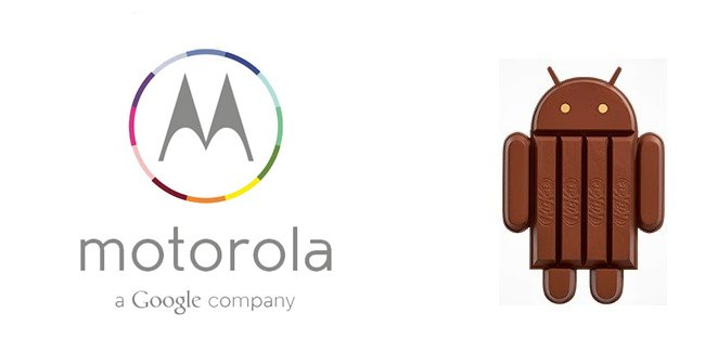 Moto X to get Android 4.4 update