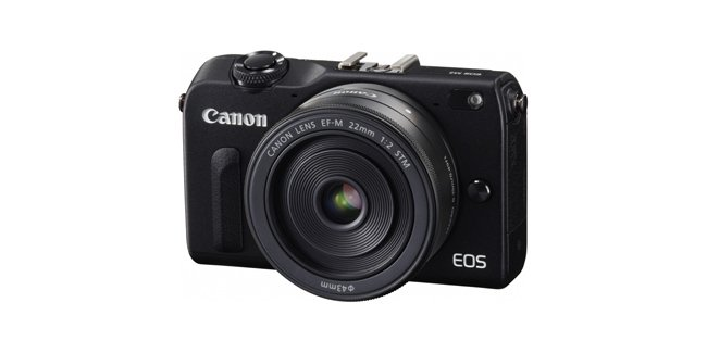 Cannon announces EOS M2 mirrorless interchangeable lens camera