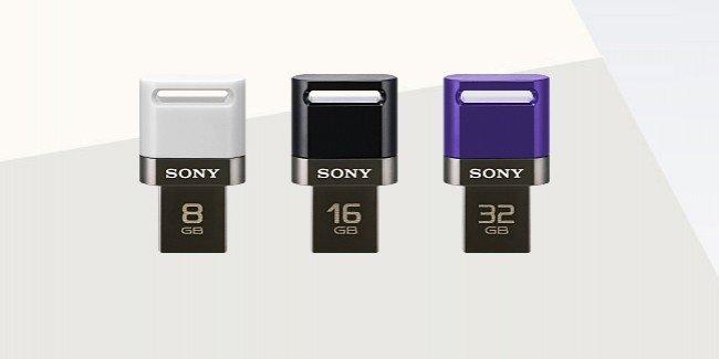 sony flash drive