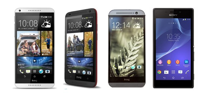 htc desire 816 210 and one launched in India