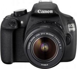 Best DSLR cameras under Rs 25,000 in India - 1200d