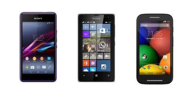 798cc07ce63 Best Smartphones under Rs 5