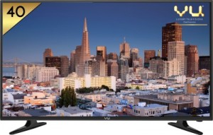 Best 40 inch TV in India - Vu 40D6575