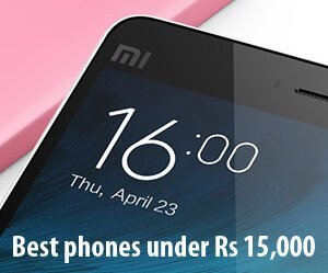 best phones under rs 15000