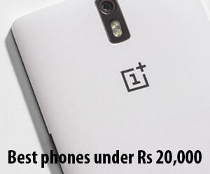 best phones under rs 20000