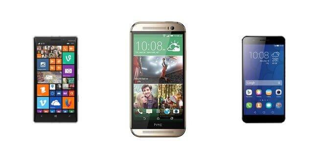 best phones under Rs 30,000