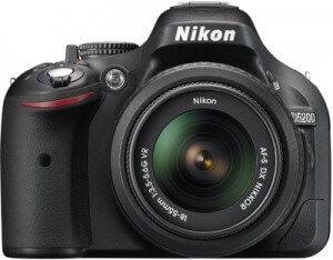Best DSLR cameras under Rs 30,000 in India - d5200