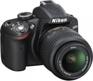 Best DSLR cameras under Rs 25,000 in India d3200 nikon