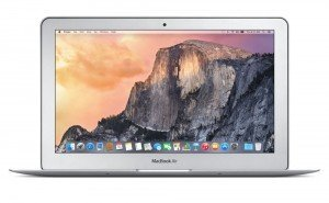 Best laptops under 60000 rs - macbook air