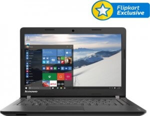 best laptops under 30000 rs - Lenovo IdeaPad 100