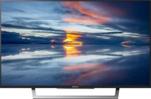 best 43 inch tv in india - klv-43w752d