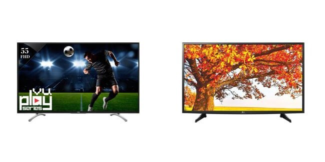best 50 inch+ led tv in india