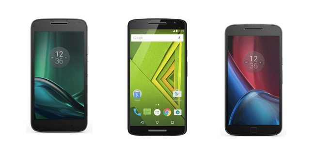 best motorola smartphones in india