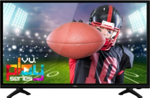 best 40 inch tv in india - Vu H40D321