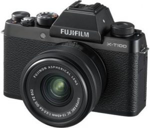 Fujifilm X-T100 Mirrorless Camera (24.2 MP)