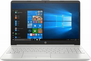 HP 15 15s-DU0093TU 15.6-inch Laptop