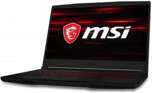 MSI Gaming GF63 Thin 9RCX-648 Laptop