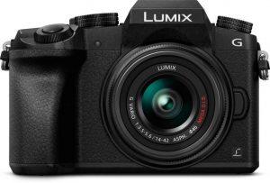 Panasonic Lumix DMC-G85 Mirrorless Camera (16.84 MP)