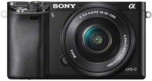 Sony Alpha A6000L Mirrorless Camera (24.3 MP)